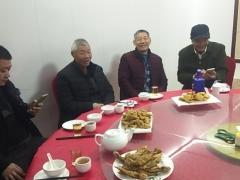 青岛平度市南村镇朱王花园村徐氏寻根问祖成功